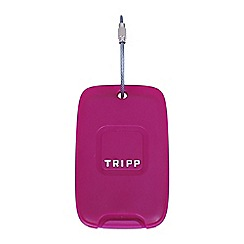 Tripp - Cerise 'Accessories' luggage tag
