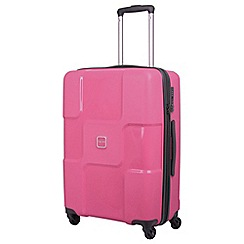 Tripp - Posey ' World' large 4 wheel suitcase