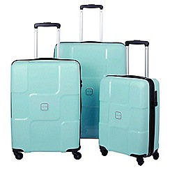 Tripp - World Luggage range aqua