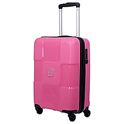 Tripp - Posey 'World' cabin 4 wheel suitcase