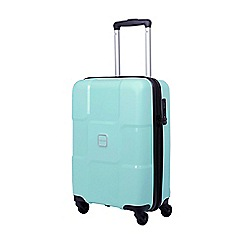 Tripp - Aqua 'World' cabin 4 wheel suitcase