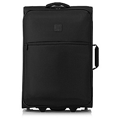 Tripp - Black 'Ultra Lite' 2 wheel medium suitcase
