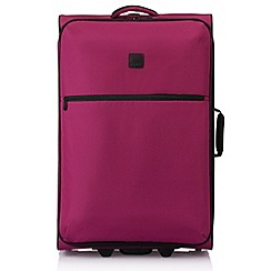 Tripp - Cherry 'Ultra Lite' 2 wheel large suitcase