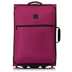 Tripp - Cherry 'Ultra Lite' 2 wheel medium suitcase