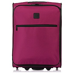 Tripp - Cherry 'Ultra Lite' 2 wheel cabin suitcase