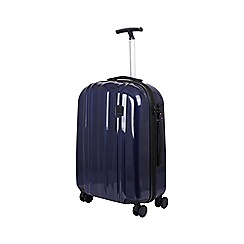 Tripp - Ink Blue II 'Absolute Lite' medium 4 wheel suitcase