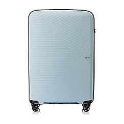 Tripp - Ice Blue 'Chic' Large 4 Wheel Suitcase