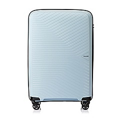 Tripp - Ice Blue 'Chic' Medium 4 Wheel Suitcase