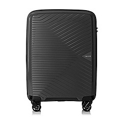 Tripp - Black 'Chic' Cabin 4 Wheel Suitcase