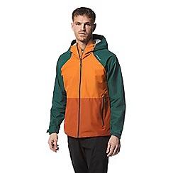 Craghoppers - Green horizon waterproof hooded jacket