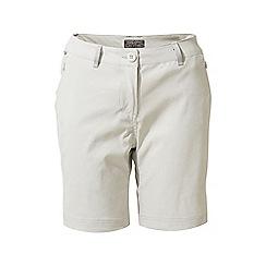 Craghoppers - White Kiwi Pro Shorts
