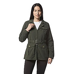 Craghoppers - Green Nosilife Lucca Jacket