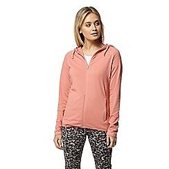Craghoppers - Pink nosilife sydney hoodie