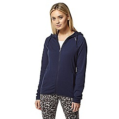 Craghoppers - Blue nosilife sydney hoodie