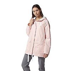 Craghoppers - Pink sorrento waterproof jacket