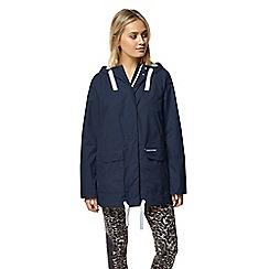 Craghoppers - Blue sorrento waterproof jacket
