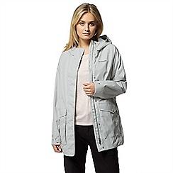 Craghoppers - Grey madigan classic waterproof jacket