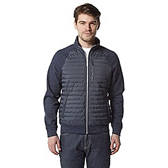 Craghoppers - Blue attilo hybrid water resistant jacket