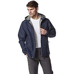 Craghoppers - Blue dino waterproof hooded jacket