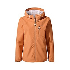 Craghoppers - Orange Barletta Waterproof Jacket