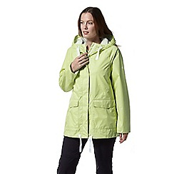 Craghoppers - Green Sorrento Waterproof Jacket