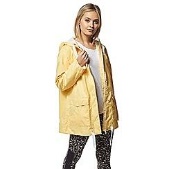 Craghoppers - Yellow Sorrento Waterproof Jacket