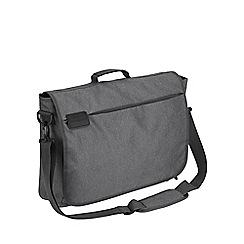 Craghoppers - Quarry grey 17' commuter laptop bag