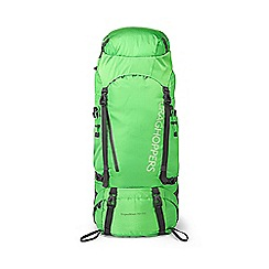 Craghoppers - Kryptonite 60l water resistant hooded rucksack