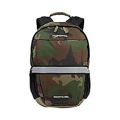 Craghoppers - Camo 15l kiwipro water-resistant rucksack