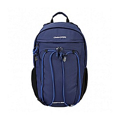 Craghoppers - Night blue 30l kiwipro water-resistant rucksack