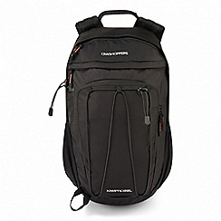 Craghoppers - Black 'Kiwipro' rucksack 30l