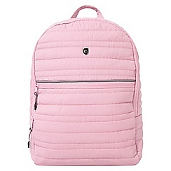 Craghoppers - Pink compresslite backpack 16