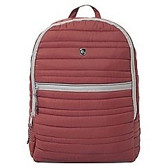 Craghoppers - Red compresslite backpack 16