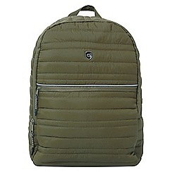 Craghoppers - Green compresslite backpack 16
