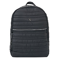 Craghoppers - Black compresslite backpack 16