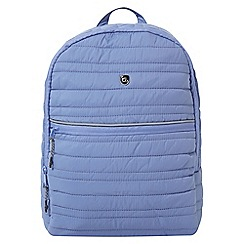 Craghoppers - Blue compresslite backpack 16