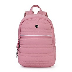 Craghoppers - Pink compress lite backpack 7l