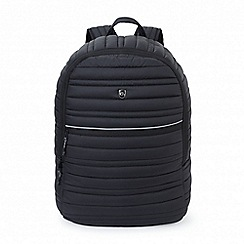 Craghoppers - Black compresslite backpack 7L