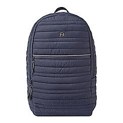 Craghoppers - Blue compresslite backpack 22