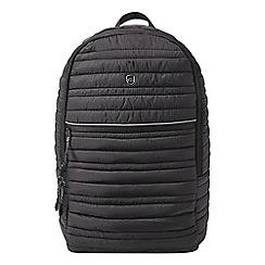Craghoppers - Black compress lite backpack 22
