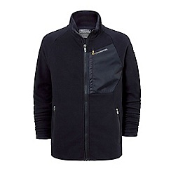 Craghoppers - Blue 'Tully' fleece jacket