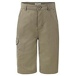 Craghoppers - Kids Pebble Nosilife cargo shorts