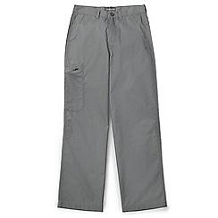 Craghoppers - Kids Platinum kids campion trousers