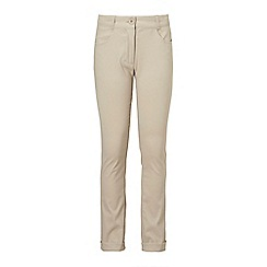 Craghoppers - Beige dunally trousers
