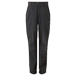 Craghoppers - Grey nosilife terrigal trousers