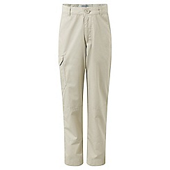 Craghoppers - Beige kiwi trousers