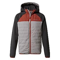 Craghoppers - Grey avery hybrid jacket