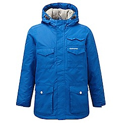 Craghoppers - Kids Deep china blue Alix insulating waterproof jacket