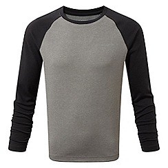 Craghoppers - Grey nosilife barnaby long sleeved tee