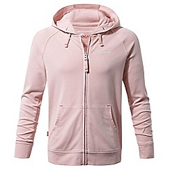 Craghoppers - Pink nosilife ryley hoody